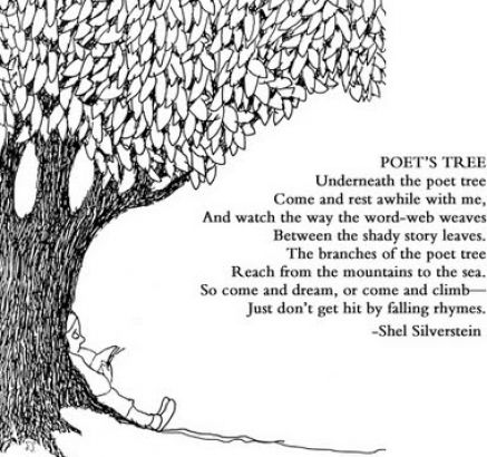 Shel Silverstein | Simple Thoughts and SITREPS